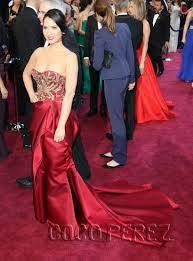 Olivia Munn.