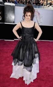 Helena Bonham Carter.(Esta mujer es rara por naturaleza)