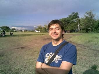 Jorge Yubrin
