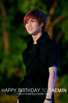 Taemin =3