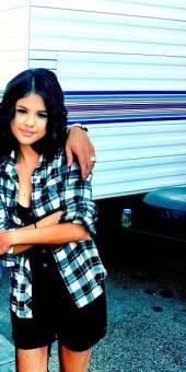* Selena G�mez.