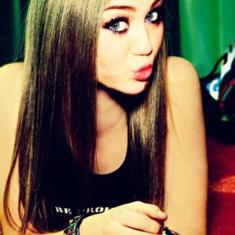 * Miley Cyrus.