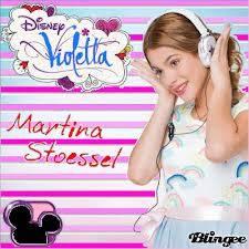 martina stoessel(violetta)