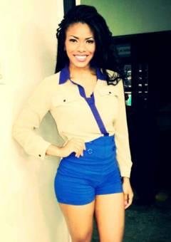 Denisse Angulo (equipo Azul)