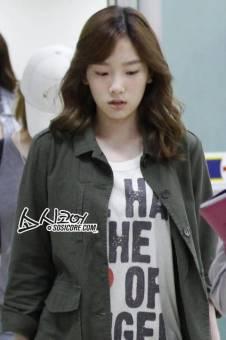 Kim Taeyeon (Lider,Vocalista, Bailarina )