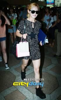 Kim Hyoyeon (Vocalista, Bailarina,Rapera)