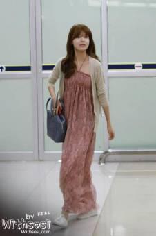 Choi Sooyoung (Vocalista,Bailarina, Rapera)