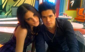 Macarena Achaga y Elezar Gomez