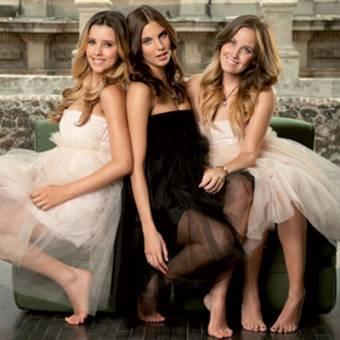 Las 3 estan guapas