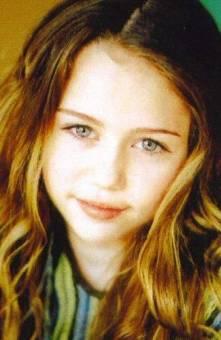 Miley Cyrus (: