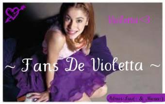 la linda de violeta