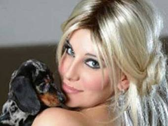 Charlotte Caniggia..