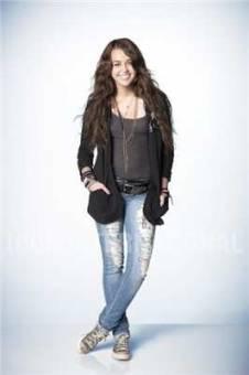 Miley Cyrus...!!!