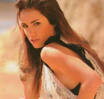Mariana Esposito...Actriz, cantante,modelo,bailarina.