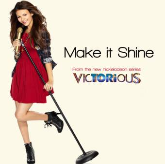 victoria justice make it  shine