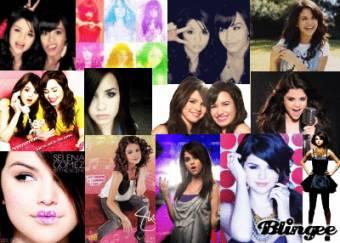 Selena Gòmez¡¡¡ es la mejor y la mas original y unica.