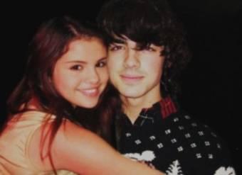 Joe Jonas&Selena Gomez