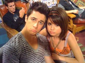 David Henrie&Selena Gomez