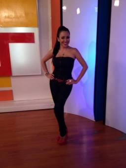 Adriana Sanchez(La Bomba)