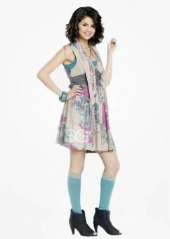 Selena Gomez(Los Hechiceros De Waverly Place)