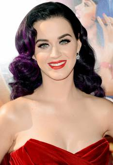 Katy Perry.