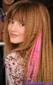 Bella Thorne con 9 a�os
