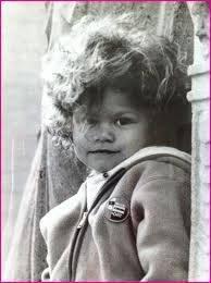 Zendaya de pequeña