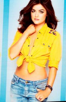 Lucy Hale *¬*