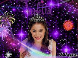 Violetta;)