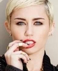 Miley Cyrus v