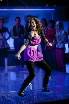 es una gran bailarina