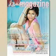 Zendaya Se Ve Mas Hermosa En La Revista