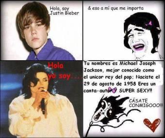 Michael Jackson - Quien Es?