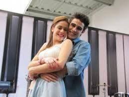 Tomás y Violetta