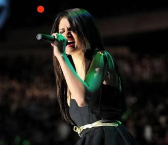 eres una gran cantante