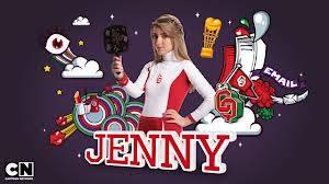 JENNY... :(
