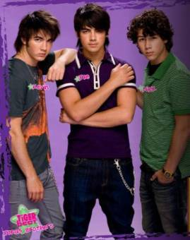 los jonas brother