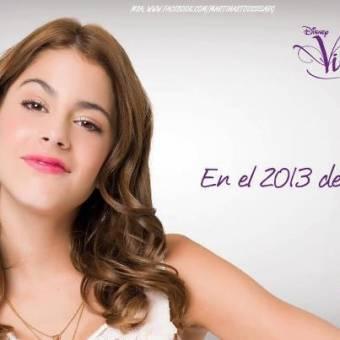 YEGO EL 2013 en violetta