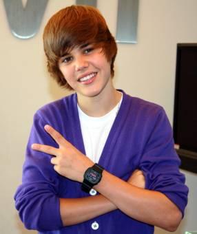 Justin Bieber ._.