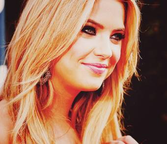 Ashley Benson.