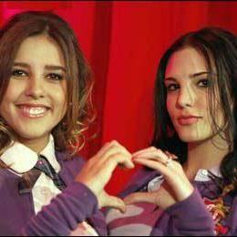 Paulina y Macarena