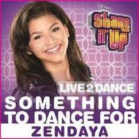zendaya something for dance