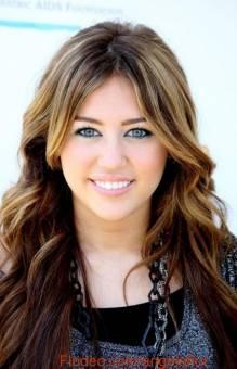Miley Cyrus...
