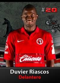Duvier Riascos