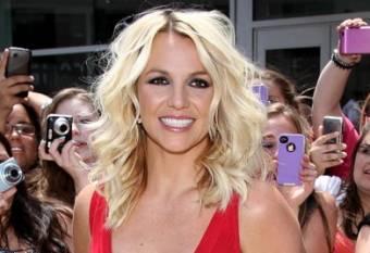 Britney Spears en the x factor