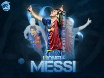 lionel messi el dios del futbol