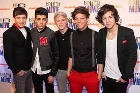 one direction lindos