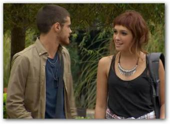 Paloma y Lucas ...