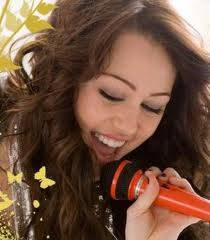 Miley cirus(hanna montana)