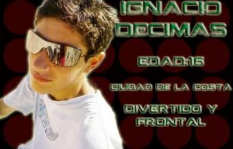 Ignacio Decimas